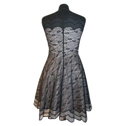 Red Valentino Dress with pattern