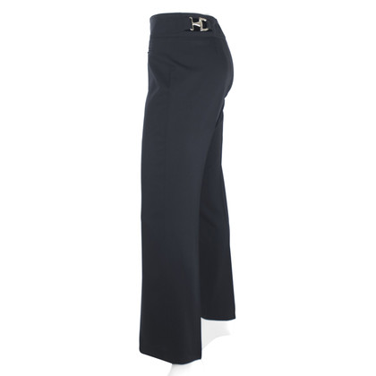 Gucci trousers with stirrup detail