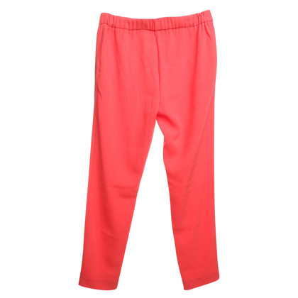Laurèl Broek in Coral Red
