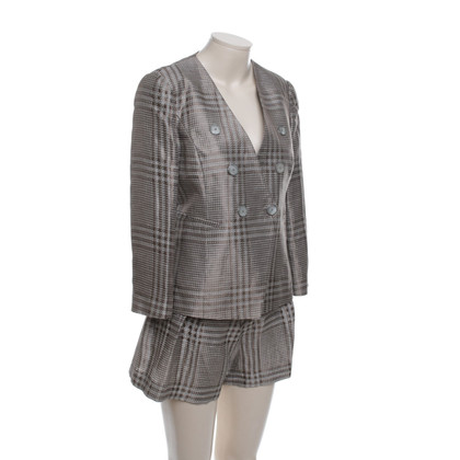 Armani Suit with shorts