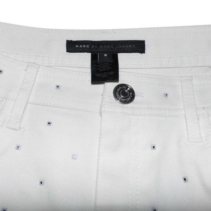 Marc by Marc Jacobs Shorts mit Nieten