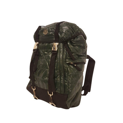 Moncler Backpack in green