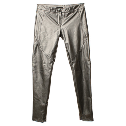 Pinko Hose in Silber