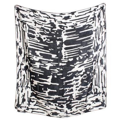 Dolce & Gabbana Zijden sjaal patronen