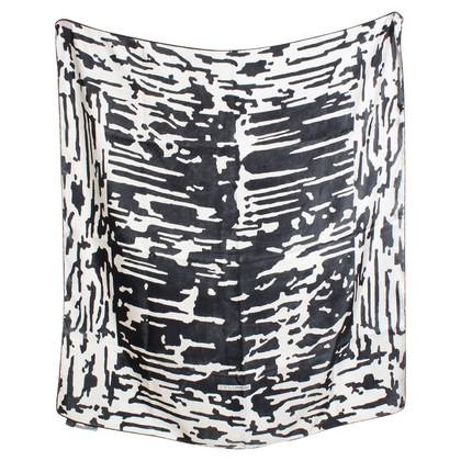 Dolce & Gabbana motifs écharpe de soie