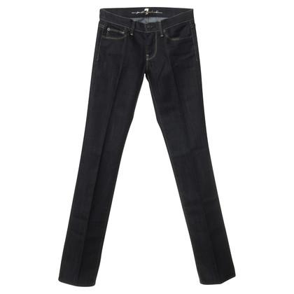 7 For All Mankind Jeans con pieghe
