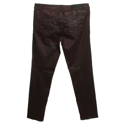 Marc Cain Jeans in Bordeaux