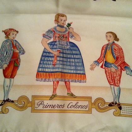 Loewe Seidentuch mit Print