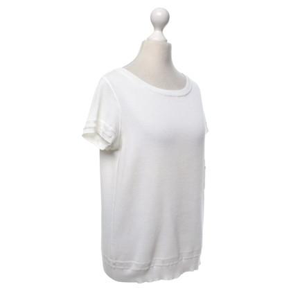 Chanel Katoenen shirt in het wit