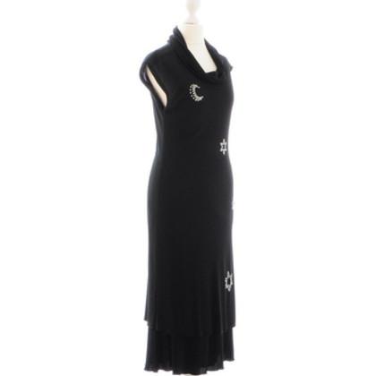 Karl Lagerfeld Kleid mit Strassapllikation