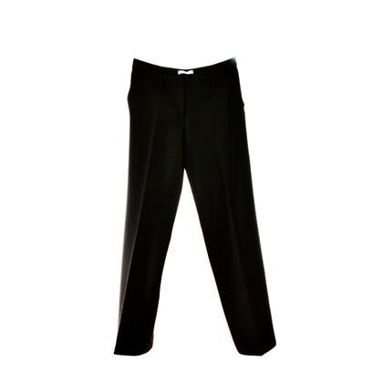 Prada Pantaloni dritti in nero