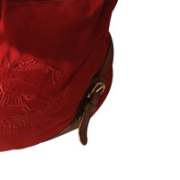 Burberry Red shoulder bag
