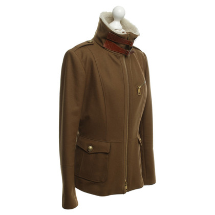 Burberry Jacket in ocher