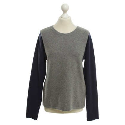 Balenciaga Sweater in grey / blue