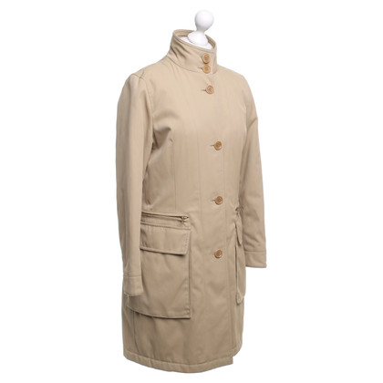 Fay Coat in beige