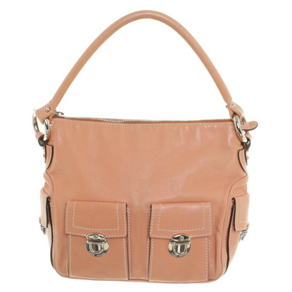 Marc Jacobs Salmon leather bag