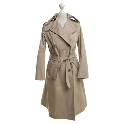 Sandro Trenchcoat in beige