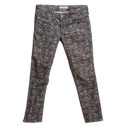 Isabel Marant Etoile trousers floral pattern