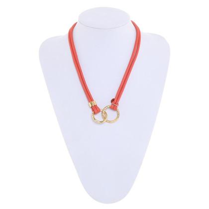 Marjana von Berlepsch Silver pendant necklace