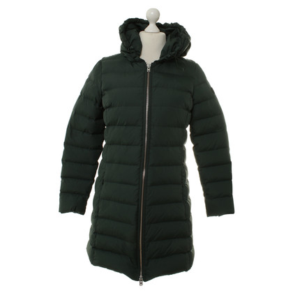 Closed Hooded down jacket