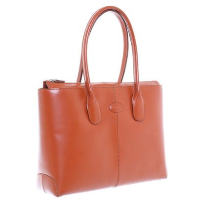 Tod's Hand bag in Orange
