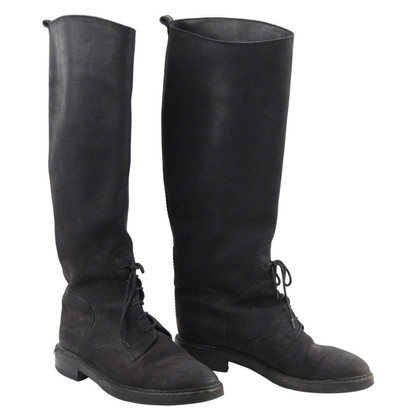 Chanel Reiterstiefel