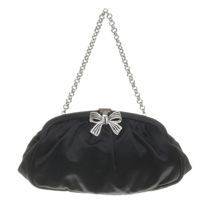 Rena Lange Black clutch