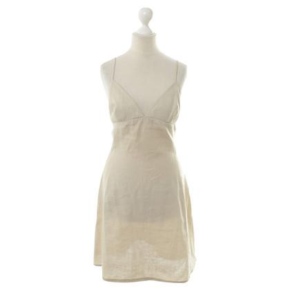 Armani Schort jurk in beige