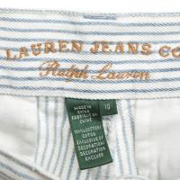 Ralph Lauren Jeans in blue / white