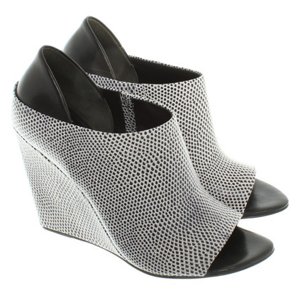 Alexander Wang peeptoes Wedge