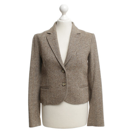 Chloé Blazers with herringbone pattern