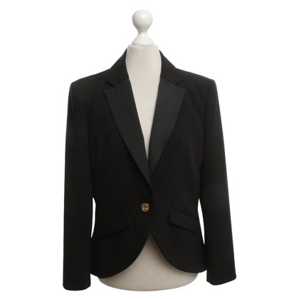 Just Cavalli Classic Blazer in Black