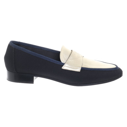 Chanel Loafer in Tricolor