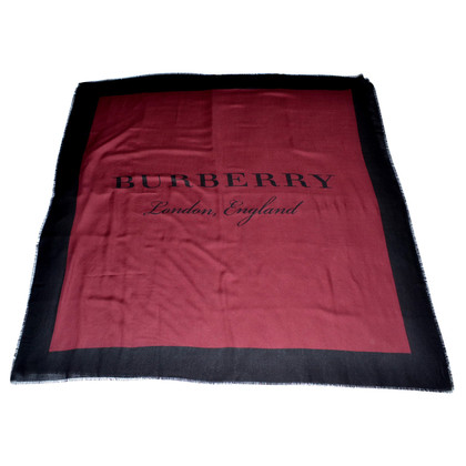 Burberry Woolen cloth with silk / cashmere