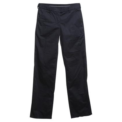Giorgio Armani trousers in black