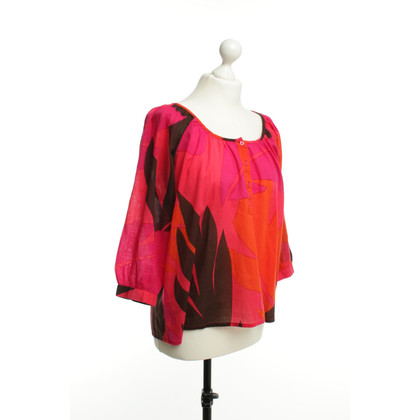 Antik Batik Blouse met patronen