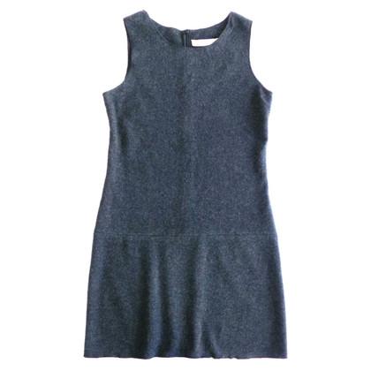Miu Miu Wool Dress in grey