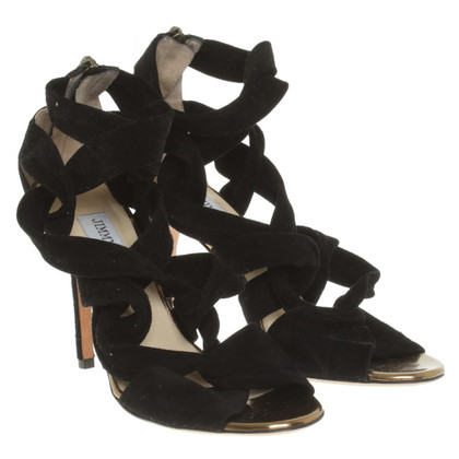 Jimmy Choo Sandali in nero