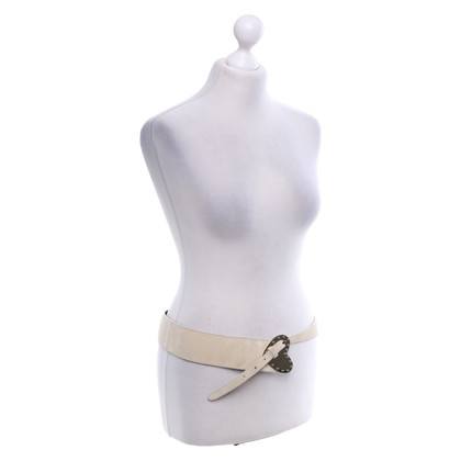 Escada Belt with heart application