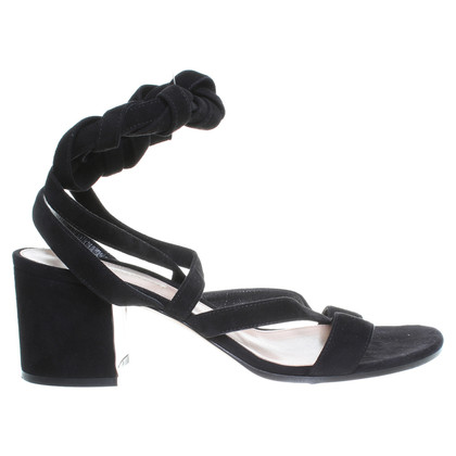 Gianvito Rossi Suede sandal