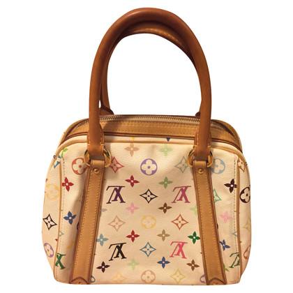 "Louis Vuitton ""Priscilla Monogram Multicolore Canvas"""