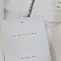 Victoria Beckham Robe blanche