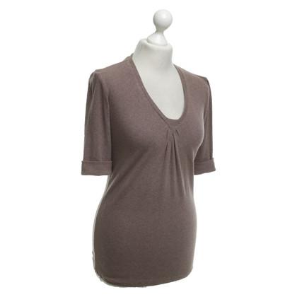 Brunello Cucinelli Shirt with gemstone trim