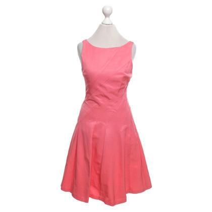 Reiss Kleid in Koralle