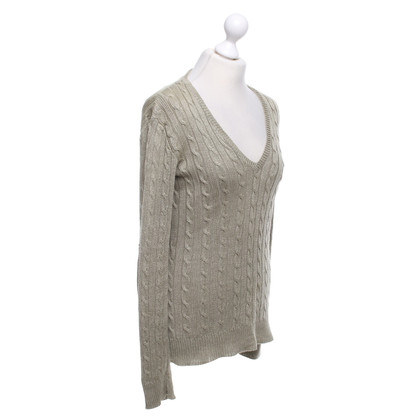 Ralph Lauren Knitted sweater in olive