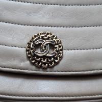 "Chanel ""Half Moon Camellia"" in Beige"