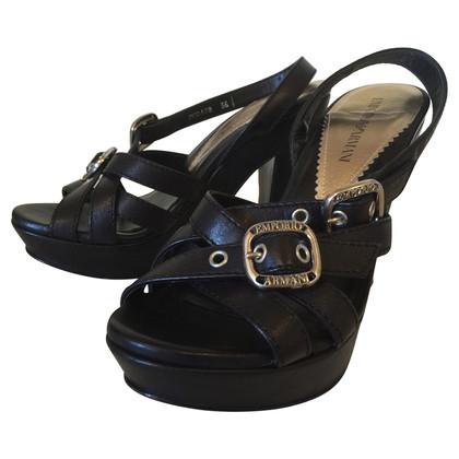 Armani Collezioni Sandali neri