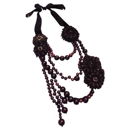 Armani Chain in black