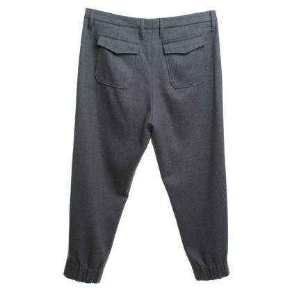 Odeeh trousers in grey
