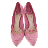 Christian Dior pumps in pink